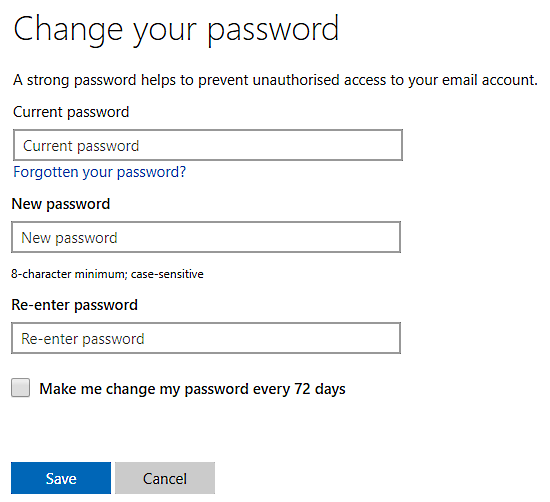 Set a Password Expiration Date for Microsoft Account and Local Account 1