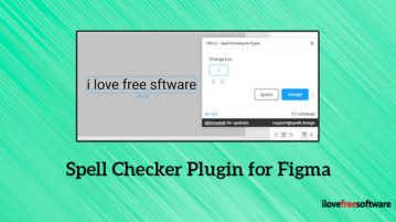 Spell Checker Plugin for Figma
