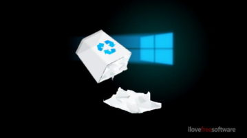 How to Empty Recycle Bin on Windows Start Automatically?