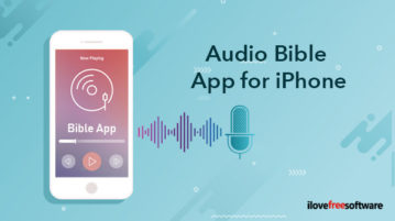 best audio bible app for iphone