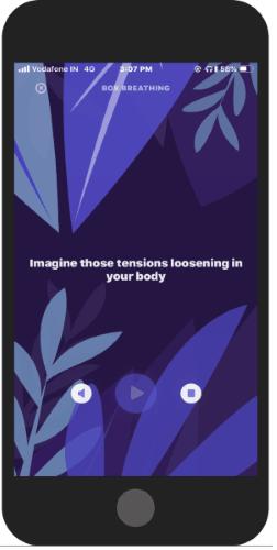 aplikacja do oddychania na iPhone'a