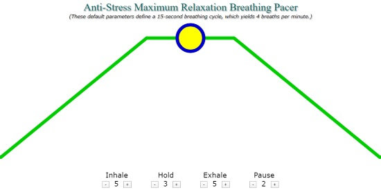 breathing exercises to beat anxiety