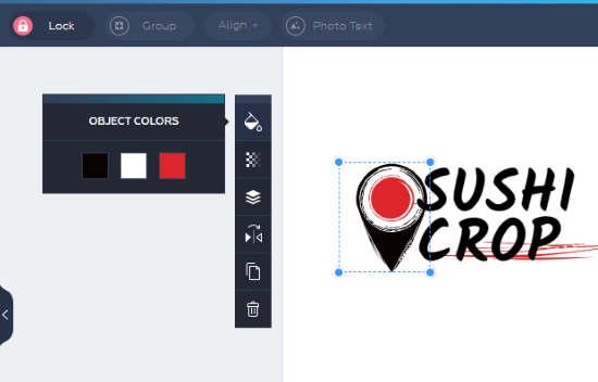 create text logo online