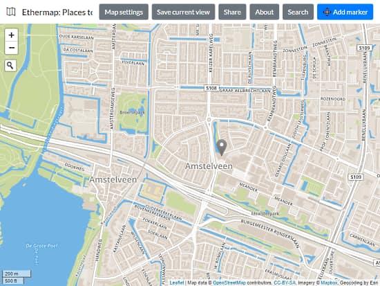 create collaborative map online