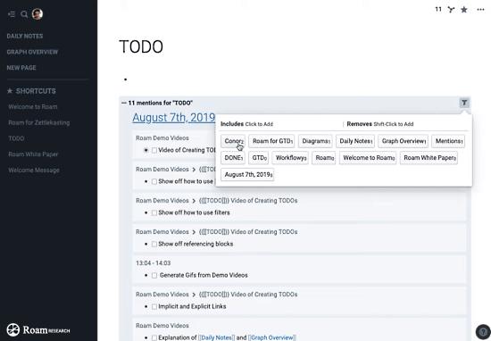 bezpłatne narzędzie online do organizowania notatek