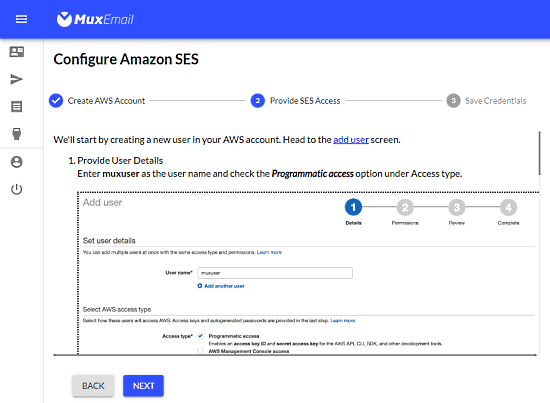 free sendy alternatives to send emails via amazon ses