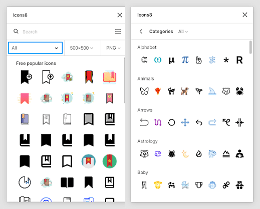 Directly Import Icons to Figma without Leaving the Editor