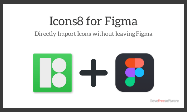 Icons8 for Figma: Directly Import Icons to Figma without Leaving the Editor