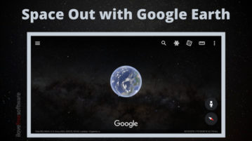 Explore the Stars using Google Earth on Android