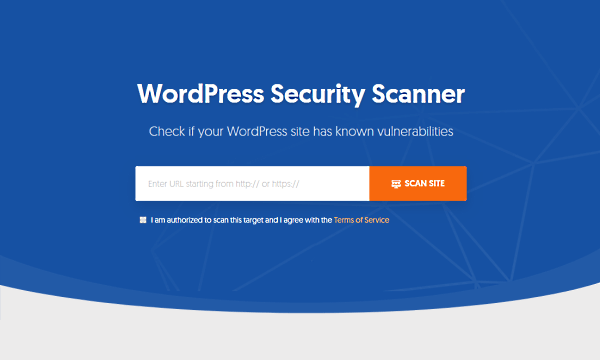 Free WordPress Security Scanner to Check Site for Vulnerabilities