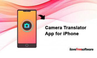 10 Best Free Camera Translator App for iPhone