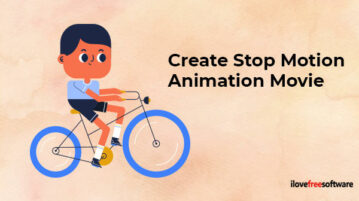 Create Stop Motion Animation Movie