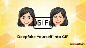 Deepfake Yourself into GIF