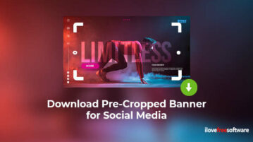 Download Pre-Cropped Banner for Social Media