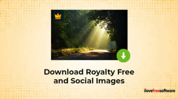 Download Royalty Free and Social Images