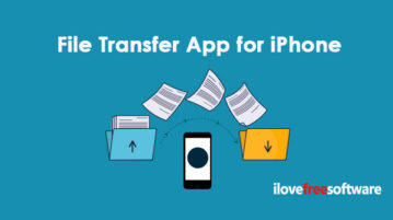 File Transfer App for iPhone
