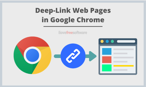 Use Chrome's Deep-Linking Feature to Bookmark Scroll Position on Webpages