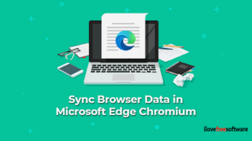 How to Sync Bookmarks, Passwords, Extensions in Microsoft Edge Chromium