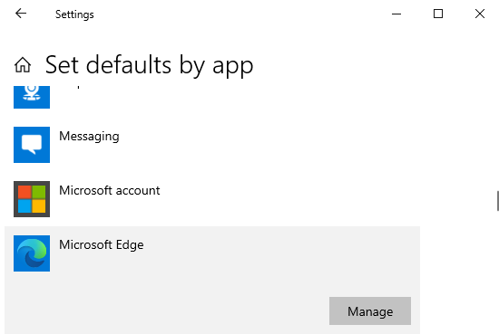 How to Use Edge Chromium as Default PDF Viewer on Windows 10 2