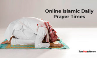 See Islamic Daily Prayer Times Online with these 10 Websites
