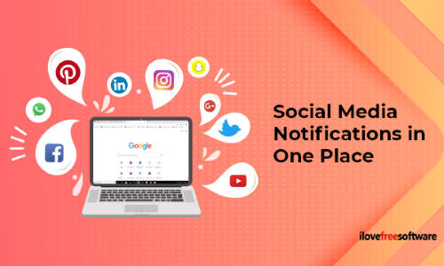 Social Media Notifications in One Place