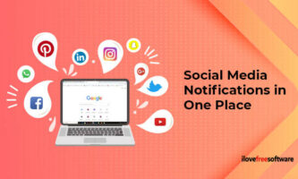 Check Your Social Media Notifications in One Place in Chrome