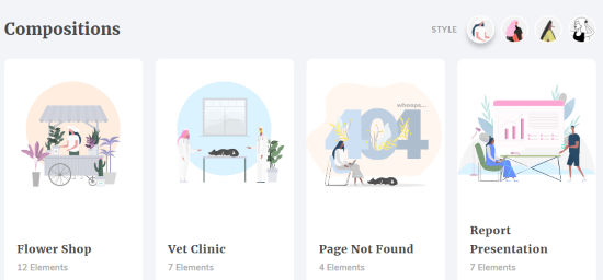 browse illustrations by categories