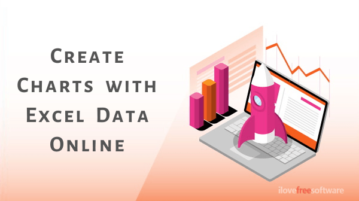 Create Charts With Excel Data Online, Sync with Live Data