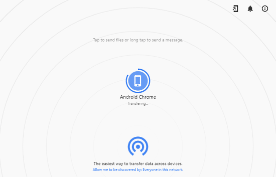 Free AirDrop Alternative for Android, Linux