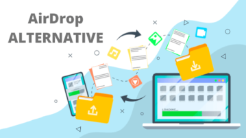 Free AirDrop Alternative for Android, Windows, iOS, macOS, Linux