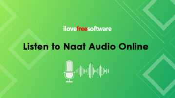 listen to naat audio online