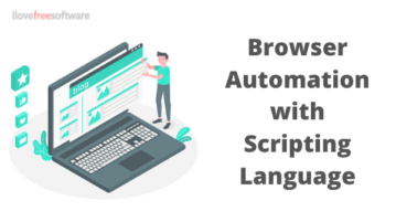 Automate Browser Tasks with WYSIWYG Scripting Language: Kasaya