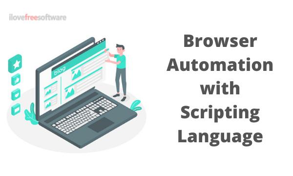 Automate Browser Tasks with WYSIWYG Scripting Language: Kasaya