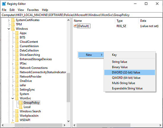 Soft Disconnect a PC from Network