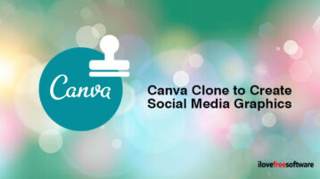 Canva Clone to Create Social Media Graphics