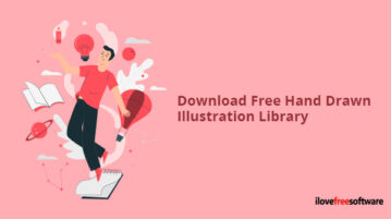 Download Free Hand Drawn Illustration Library