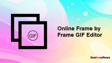 Free Online Frame by Frame GIF Editor with Layers Support