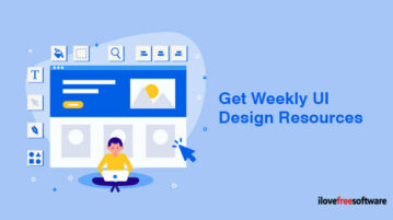 Get Weekly UI Design Resources