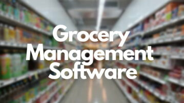 Grocery Management