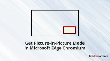 How to Get Picture-in-Picture Mode in Microsoft Edge Chromium