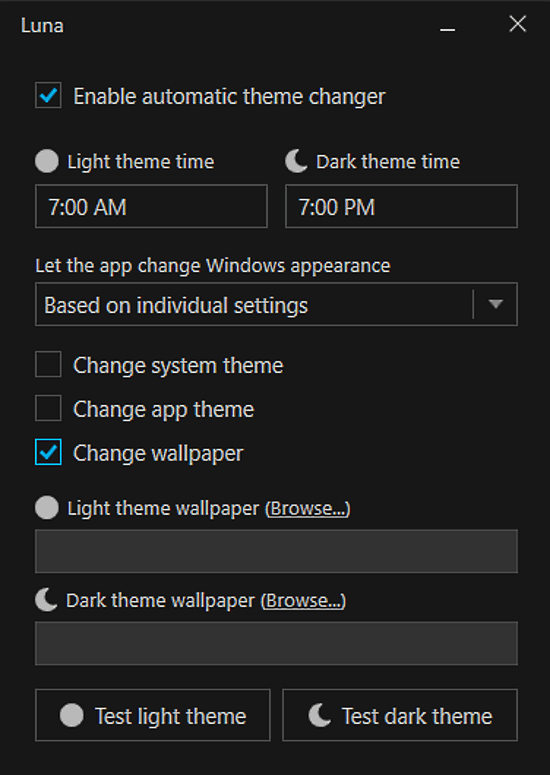 How to Schedule Dark Mode in Windows 10 2