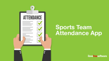 Sports Team Attendance App