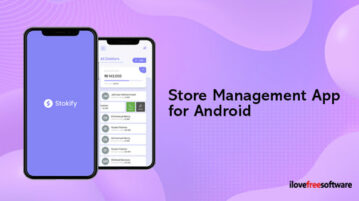 Store Management App for Android