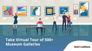 Take Virtual Tour of 500+ Museum Galleries