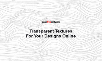 Get Transparent Textures For Your Designs Online