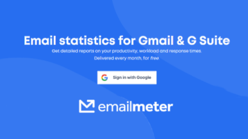 Get Gmail Statistics with Email Activity, Response Time, Top Interactions
