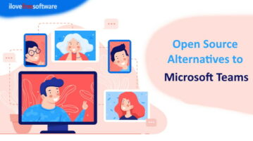 5 Free Open Source Alternatives to Microsoft Teams