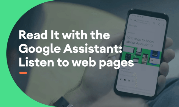 How to Use Google Assistant to Read Aloud Web Page in 42 languages?