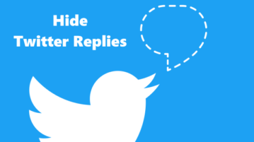 How to Hide Twitter Replies based on Keywords, Users?
