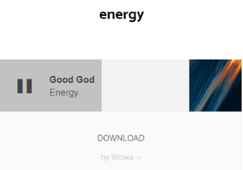 listen to music based on tags
